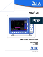 MIZ-28 OPERATING GUIDE (180 - 10020153 - 1 - D) - 1