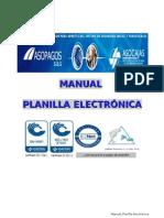Manual Electronic A
