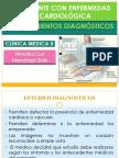 Procedimietnos Diagnosticos CV