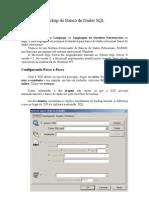 Backup do Banco de Dados SQL