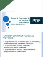 Clase3. Proteinas I