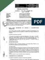 Función notarial en el Registro Mobiliario de Contratos