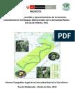 Informe Topografia Infierno 2012 Final