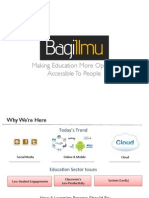 Bagiilmu - Development Report