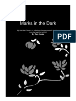 Marks in the Dark by Bec Clarke