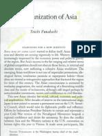 FUNABASHI - Asianização da Ásia