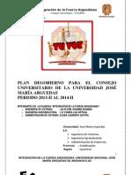 Plan de Gobierno Ifa - Unajma