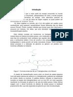 relatório de organica(biodiesel)