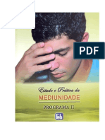 Mediunidade Programa II