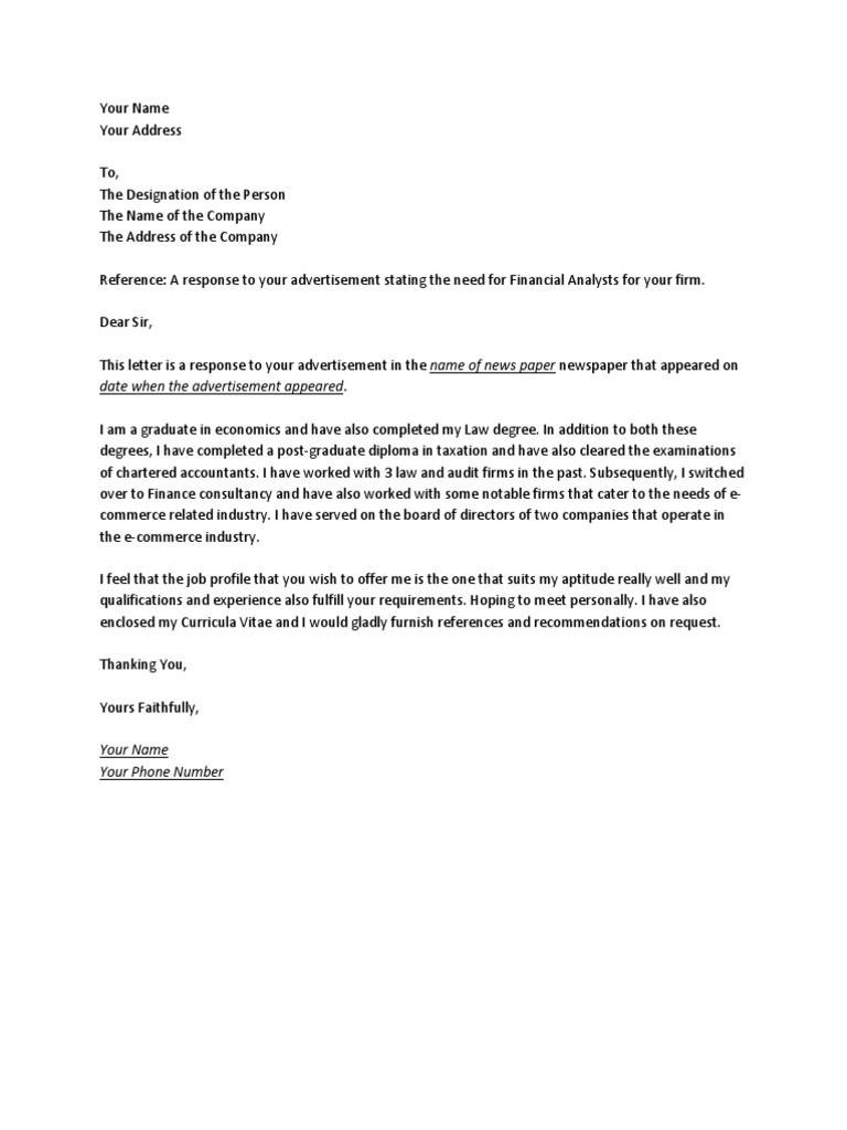 Letter of Intent Sample Engineer – Sample Letter of Intent Medical School