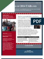 Class of 2014 Newsletter
