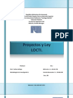 metodologia. locti Formato 2010