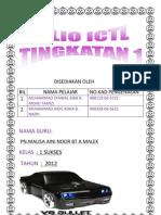 contoh folio ictl