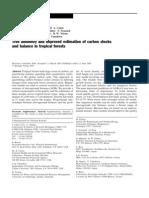 Chave Et Al-2005 Ecuaciones Alometricas