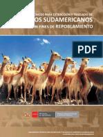 camélidos sudamericanos - Dirección General Forestal y de Fauna ...lineamientos_extraccion_camelidos_repoblamiento
