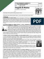 GUÍA No. 9 SEPTIMO DESCUBRIMIENTO DE AMERICA 2013