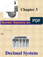Chapter 3 - Number Systems and Codes