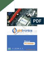 Id Pcm8e 1.0 for Pc3000e Portuguese