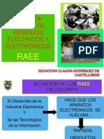 Leyva 2009 Proyecto de Ley RAEE