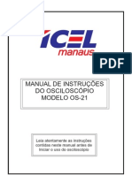 Manual OS21 Osciloscopio