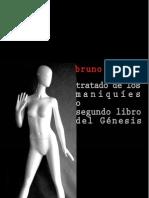 Bruno Schulz - Tratado de los maniquíes o segundo libro del génesis
