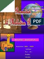 Ramadan Rein16.7.13 prof. Jamil HACHICHA