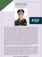 Abdel Fattah Sissi L'intelligence en uniforme