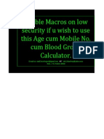 522886 1059030 Age Calculator With Mobile No Blood Groups Prediction