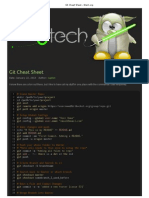 Git Cheat Sheet 6