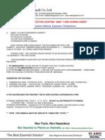 FX-100 Application Method Catalog2