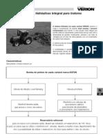 Sistemas Hidraulicos Integral Para Tratores