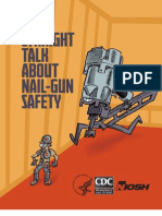 Straight Talk About Nail Gun Safety