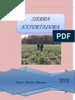 Boletin de Sierra Exportadora