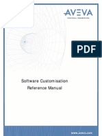 Software Customisation Reference Manual