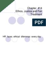 Chapter 14 HR Ethics