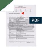 Documentos Sustentatorios de Irregularidades en Embarcadero de Cerro Azul