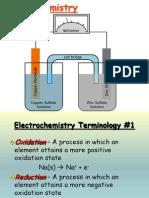 17 Electrochemistry