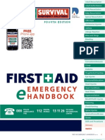 Emergency First Aid Handbook from Survival