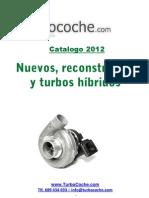 Catalogo Turbos - Enero 2012