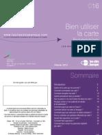 Mini Guide 16 Bien Utiliser Carte