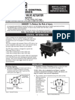 3652607 FPI Valve Actuator Manual