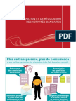 reforme bancaire 2013 la regulation