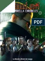 Resident Evil the Umbrella Chronicles SIDEA