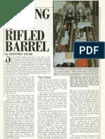 D8964 Making a Rifle Barrel