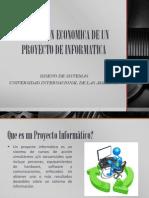 EVALUACION ECONOMICA DE UN PROYECTO DE INFORMATICA.pptx