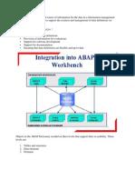 ABAP Ddic Notes