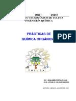 q Organica I Practicas ITT