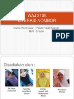 WAJ 3105