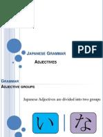 g8 adjectives