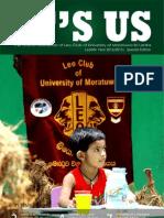 Its Us - The Official Newsletter of Leo Club of University of Moratuwa Sri Lanka
